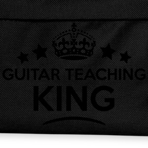 guitar teaching king keep calm style  T-SHIRT - Kids' Backpack