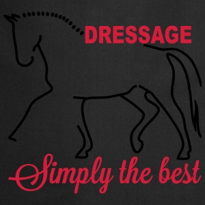Dressage - simply the best Sweat-shirts - Tablier de cuisine