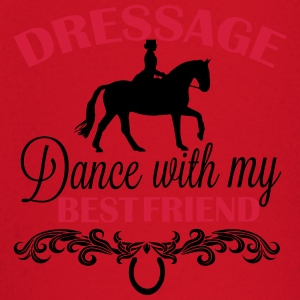 Dressage  Dance with my best friend Mugs & Drinkware - Baby Long Sleeve T-Shirt
