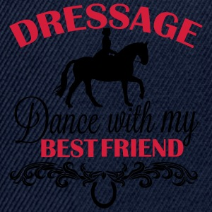 Dressage  Dance with my best friend Tazas y accesorios - Gorra Snapback