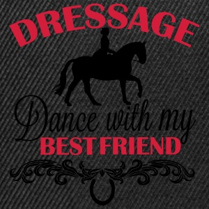 Dressage  Dance with my best friend Otros - Gorra Snapback