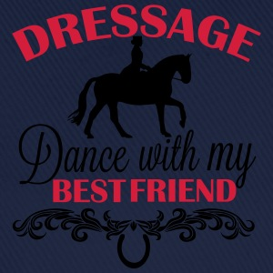 Dressage  Dance with my best friend Väskor & ryggsäckar - Basebollkeps