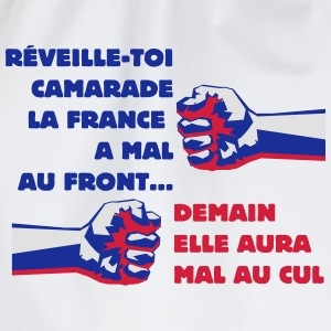 Front  National  France Démocratie - Sac de sport léger