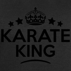 karate king keep calm style crown stars T-SHIRT - Men's Sweatshirt by Stanley & Stella