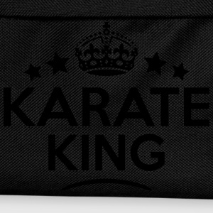 karate king keep calm style crown stars T-SHIRT - Kids' Backpack