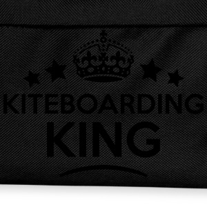 kiteboarding king keep calm style crown  T-SHIRT - Kids' Backpack