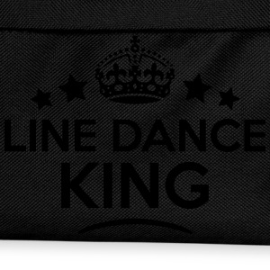 line dance king keep calm style crown st T-SHIRT - Kids' Backpack
