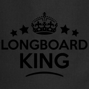 longboard king keep calm style crown sta T-SHIRT - Cooking Apron