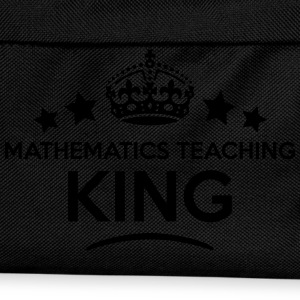 mathematics teaching king keep calm styl T-SHIRT - Kids' Backpack