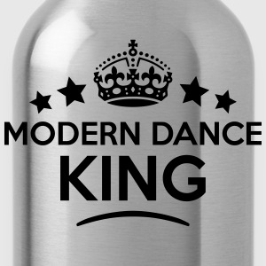 modern dance king keep calm style crown  T-SHIRT - Water Bottle