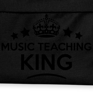 music teaching king keep calm style crow T-SHIRT - Kids' Backpack