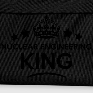 nuclear engineering king keep calm style T-SHIRT - Kids' Backpack