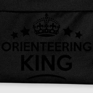 orienteering king keep calm style crown  T-SHIRT - Kids' Backpack