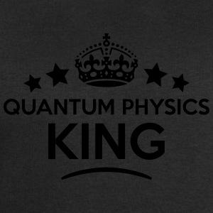quantum physics king keep calm style  T-SHIRT - Men's Sweatshirt by Stanley & Stella