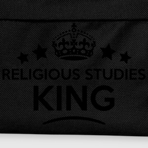religious studies king keep calm style c T-SHIRT - Kids' Backpack