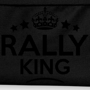 rally king keep calm style crown stars T-SHIRT - Kids' Backpack