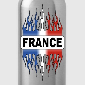 france flaming 01 Tee shirts - Gourde