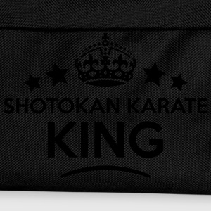 shotokan karate king keep calm style  T-SHIRT - Kids' Backpack
