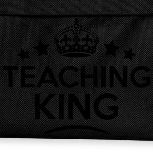 teaching king keep calm style crown star T-SHIRT - Kids' Backpack