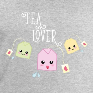 Gris chiné Tea bag kawaii Débardeurs - Sweat-shirt Homme Stanley & Stella