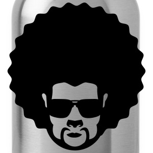 afro T-Shirts - Trinkflasche