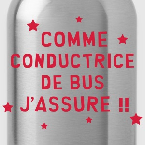 Bus / Conducteur / Chauffeur / Machiniste / Car Tee shirts - Gourde