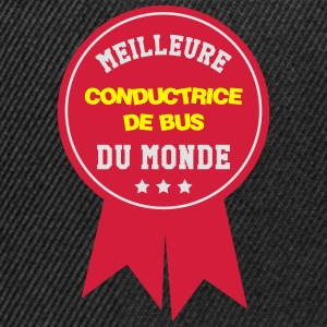 Bus / Conducteur / Chauffeur / Machiniste / Car Tee shirts - Casquette snapback