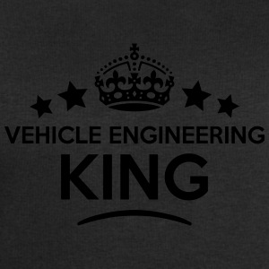 vehicle engineering king keep calm style T-SHIRT - Men's Sweatshirt by Stanley & Stella