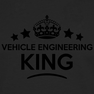 vehicle engineering king keep calm style T-SHIRT - Men's Premium Longsleeve Shirt