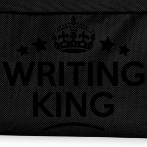 writing king keep calm style crown stars T-SHIRT - Kids' Backpack