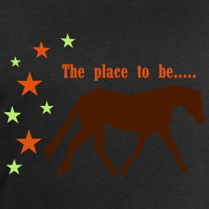 The Pleace to be -- Horse Tops - Männer Sweatshirt von Stanley & Stella