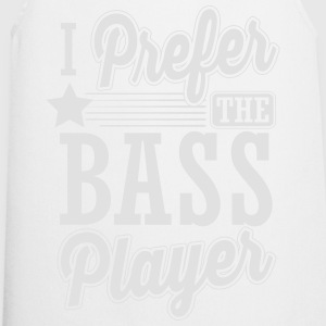 I prefer the bass player Tops - Kochschürze
