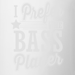 I prefer the bass player Tops - Tasse