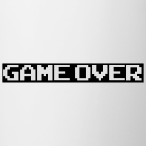 Game_Over - Tazze bicolor
