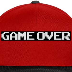 Game_Over - Snapback Cap