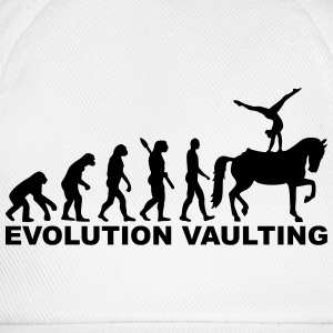 Evolution Vaulting T-Shirts - Baseballkappe
