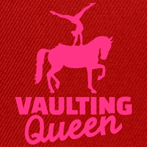 Vaulting Queen T-Shirts - Snapback Cap