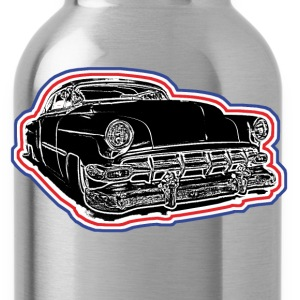 US custom car II - Trinkflasche