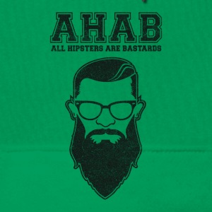 ALL HIPSTERS ARE BASTARDS - Funny Parody  Torby i plecaki - Bluza męska Premium z kapturem
