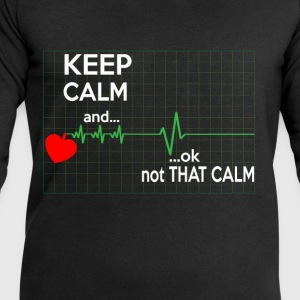 Keep Calm Nurse T-Shirts - Men's Sweatshirt by Stanley & Stella