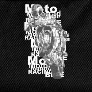 motorcycle T-Shirts - Kids' Backpack