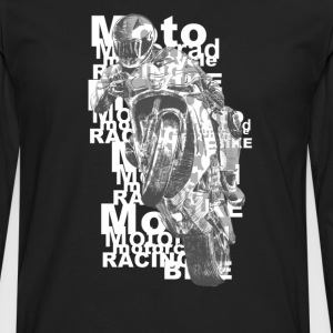 motorcycle T-Shirts - Men's Premium Longsleeve Shirt