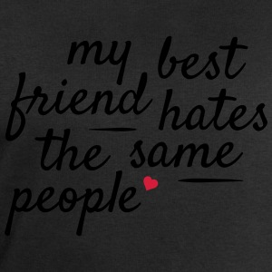 My best friend hates the same people min beste venn hater de samme T-skjorter - Sweatshirts for menn fra Stanley & Stella