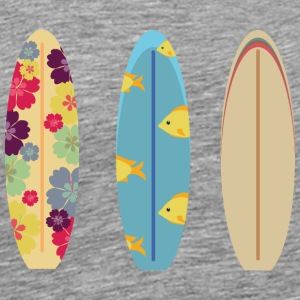 Colorful surfboards Sports wear - Men's Premium T-Shirt