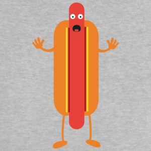 Hot Dog Man Long Sleeve Shirts - Baby T-Shirt
