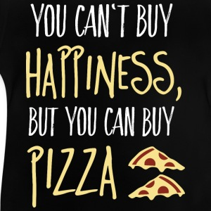 Cant buy happiness, but pizza Shirts - Baby T-Shirt