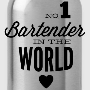 The best bartender in the world Tank Tops - Water Bottle