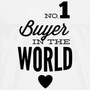 Best buyers of the world Tops - Men's Premium T-Shirt