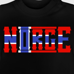 norge Shirts - Baby T-Shirt