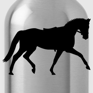Brown Dressage dressage  Hoodies & Sweatshirts - Water Bottle